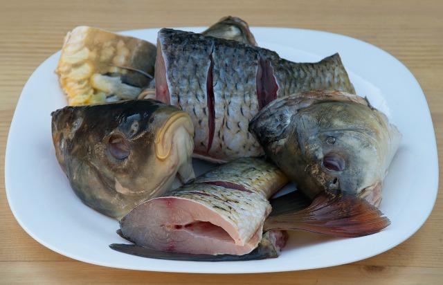 Рыбные обрезки