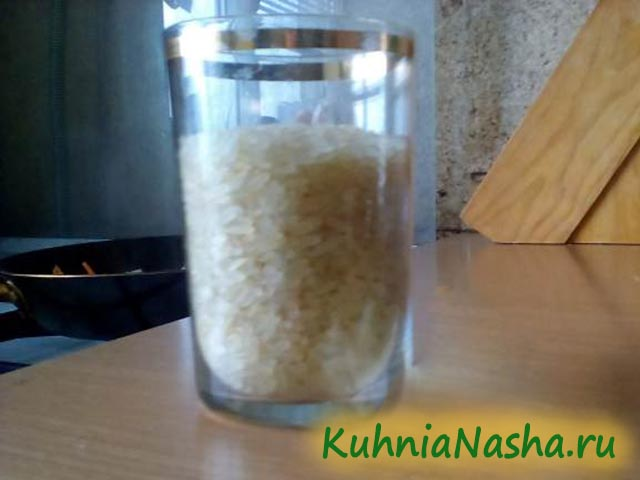 Рис для супа харчо
