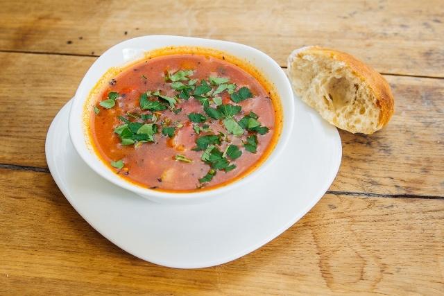 Суп харчо с мясом - классический