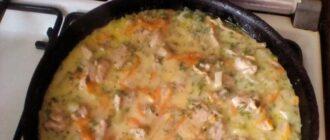 Индейка в остро-сладком соусе