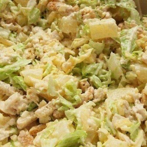 Гавайский салат
